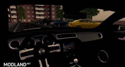 Ford Mustang Shelby GT500 Police  [1.5.9], 2 photo
